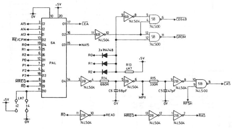 Zx81 Circuit Diagram Engine Control Wiring Memotech Mtx 512 Memory Arduino Programs